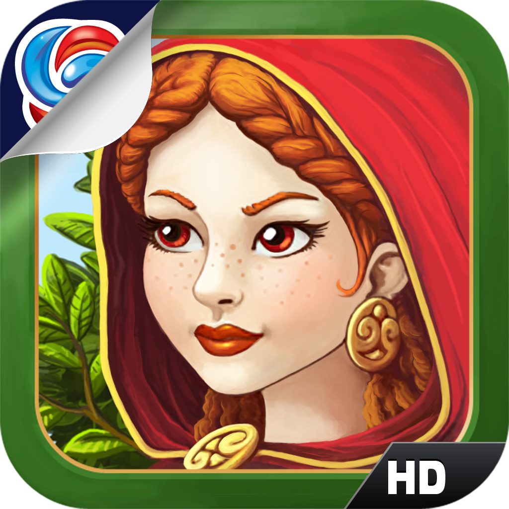 Druid Kingdom HD by Nevosoft icon