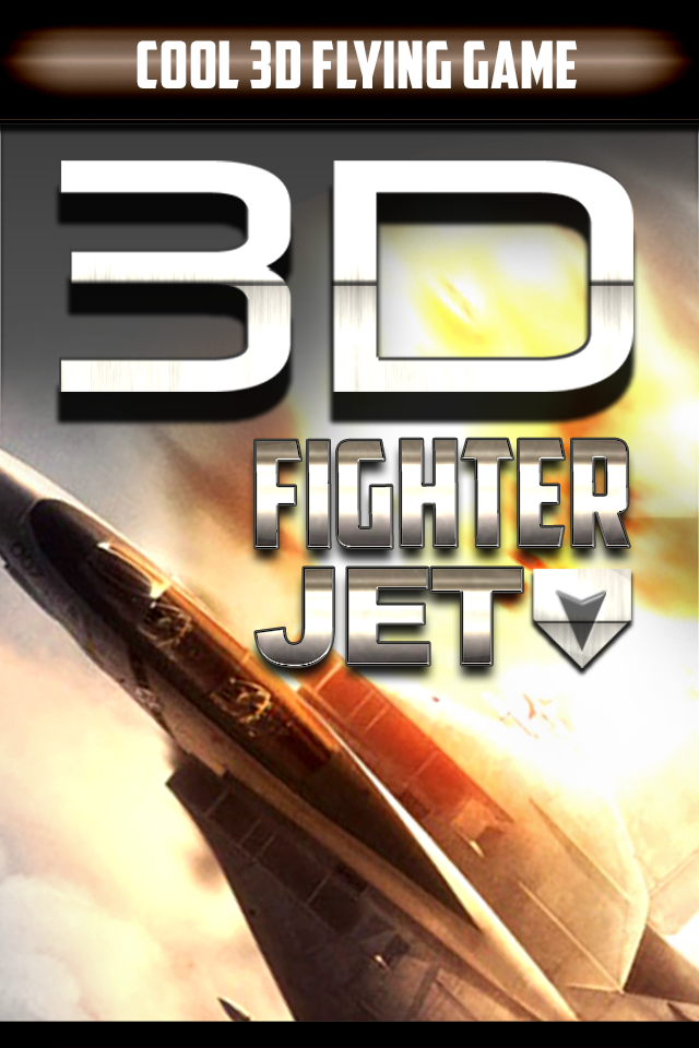 Screenshot 3D Fighter Jet