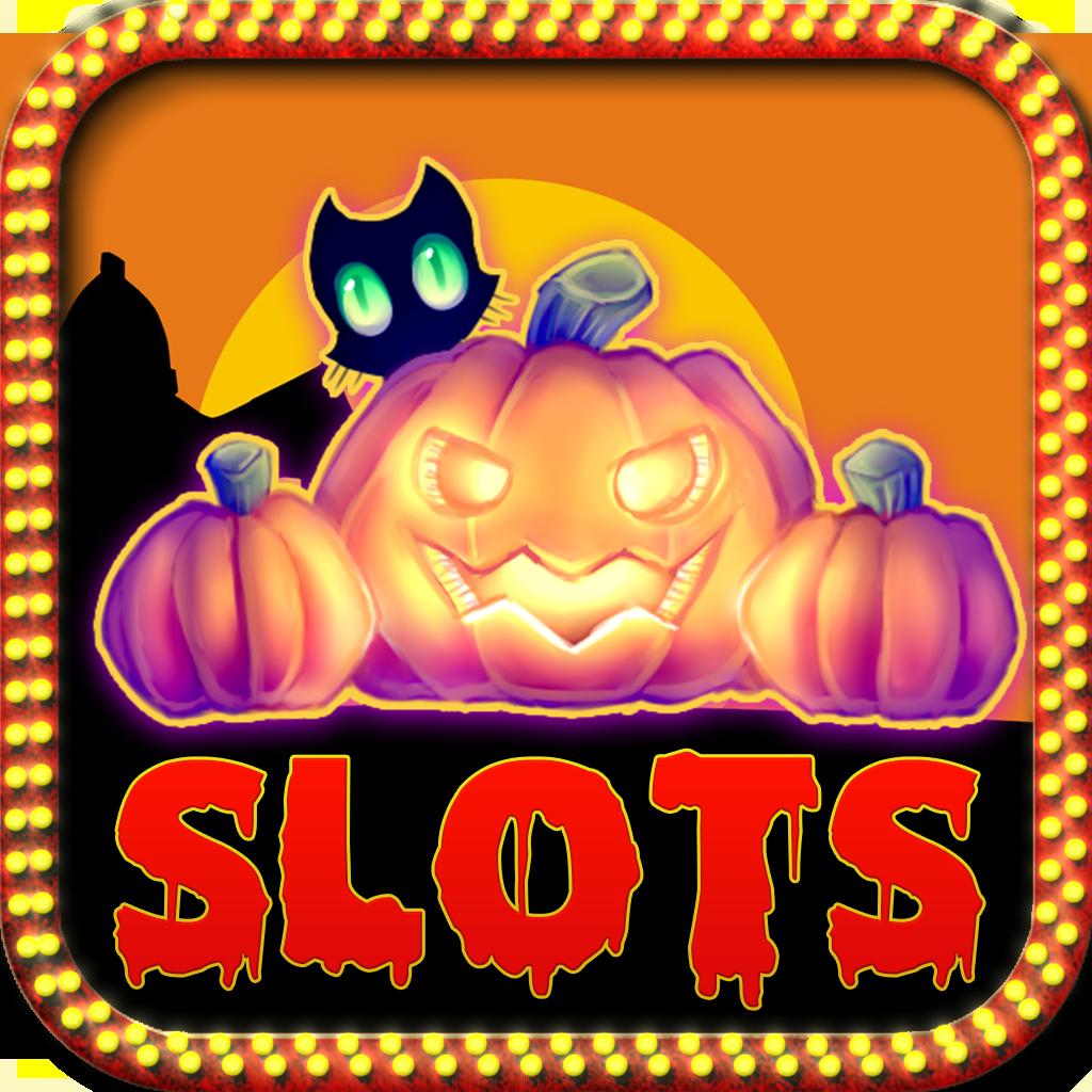 Amazing Halloween Slots Free - Big Win Casino Slot Machine Game