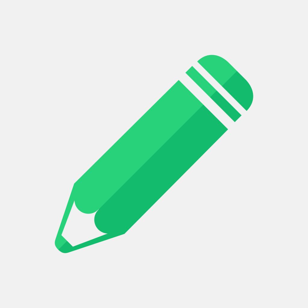 Note by SwiftKey (AppStore Link)